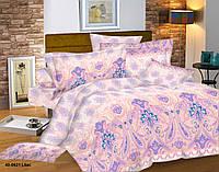 Ткань для постельного белья бязь, Голд Орнамент