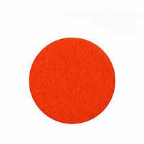 Фетр листовой мягкий Rosa Talent оранжевый 29,7*42 см.