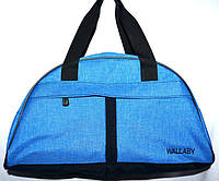 Сумка повседневная, стильная Wallaby, синяя, 059202, фото 1