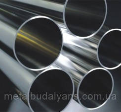 Труба нержавеющая 42,4х3,0 мм AISI 201 мат/полир