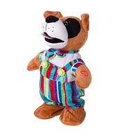 """Мягкая игрушка """"Танцующая собачка """" 2 вида 1737 Кривой Рог """"Ухти-Тухти"""""""