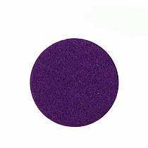 Фетр листовой мягкий Rosa Talent фиолетовый темный 29,7*42 см.
