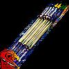 Набор ракет Р15-12 Зоряна Подорож, в упаковке: 12 штук, калибр: 15 мм