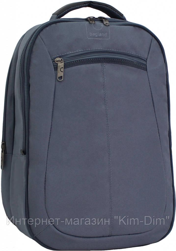 Городской Рюкзак с Отделом для Ноутбука 536 Темно-серый — в ... 7d58c397e62