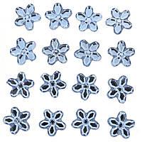 3812 Прикраса. Блакитні квіти