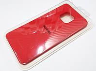 Чохол для Huawei Mate 20 Pro силіконовий Molan Cano Jelly Case матовий червоний