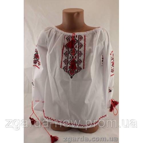 Вышиванка для девочки ручной работы (11-12 лет) - Bigl.ua cccc8b6bd9a03
