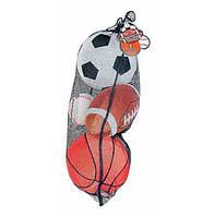 Набор спортивных плюшевых мячиков - 4 шт. (Sports Throw Pillows) ТМ Melissa & Doug MD2179