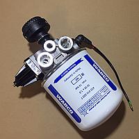 Осушитель воздуха Wabco влагоотделитель КрАЗ МАЗ КАМАЗ (с фильтром) 24В на 3-выхода