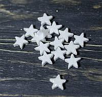 Набор звездочек белых 15 шт, фото 1