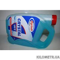 Жидкость в бочок омивача  зимня CRISTAL -20C 4л