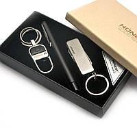 Подарочный набор (брелок, ручка, нож)