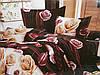 Комплекты постельного белья сатин-вафелька, купить в Киеве