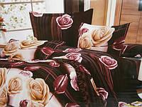 Комплекты постельного белья сатин-вафелька, купить в Киеве , фото 1