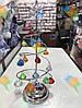 Елочка Новогодняя Светящаяся Оригинальная Декорация Сувенир Настольная 25 см, фото 2