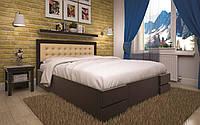 Кровать Кармен 90х200 см. Тис