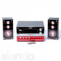 Музыкальный Аудиоцентр+саб+караоке WX-841
