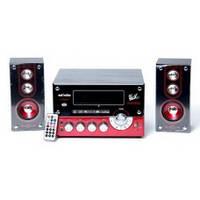 Музыкальный Аудиоцентр+саб+караоке WX-845
