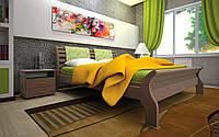 Кровать Ретро 2 90х190 см. Тис