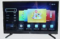 "Телевизор Domotec TV 40"" 40LN4100 DVB-T2, Smart Android, RAM 1GB, MEM 8GB, LED, WiFi Lan, USB / HDMI / TF CARD / VGA"