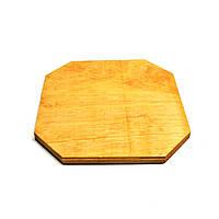 Фанерная основа для декорирования 15х15 карри