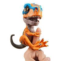WowWee Fingerlings Интерактивный ручной динозавр Scratch Baby Dinosaur Untamed Raptor Interactive