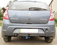 Фаркоп на Renault Sandero (2007-2013) Рено Сандеро
