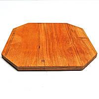 Фанерная основа для декорирования 20х20 шафран