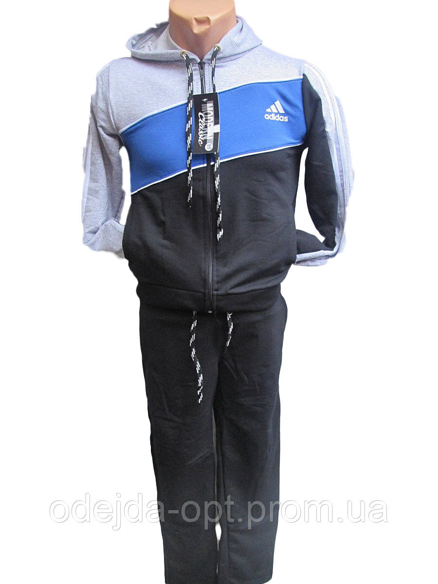 Подростковый костюм трикотажный Adidas 8-13 лет