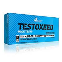 Комплекс для повышения тестостерона Olimp Nutrition Testoxeed 120 капсул