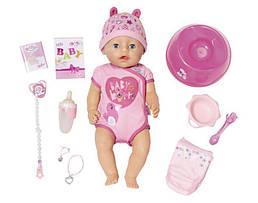 Пупс Baby Born - Беби Борн Нежные объятия. Очаровательная малышка 3+ (824368)