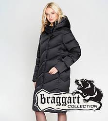 Braggart Angel's Woman | Зимний воздуховик женский 30952 черный