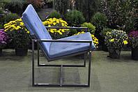 Кресло Лофт с мягким чехлом