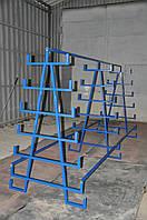 Пирамида хранения металла