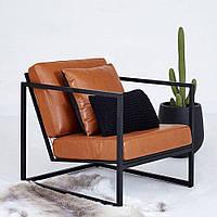 Кресло кожаное, фото 1