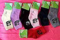 """Детские носки """"Шугуан"""" махра для девочек"""