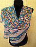 Женский шарф шифон М-2870 (цв 03)