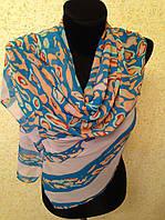 Женский шарф шифон М-2870 (цв 03), фото 1
