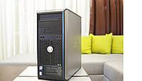Компьютер, 2х ядерный Intel системный блок Dell OptiPlex 360 Отл.сост!