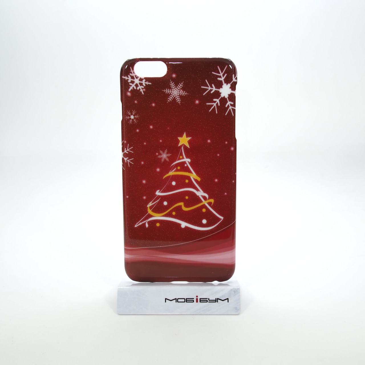 Чехол Christmas Hard Case iPhone 6 Plus