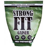 Гейнер Strong FIT Gainer, 909 g , фото 1