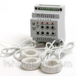 Устройство защиты электродвигателей УБЗ-301 10-100A (асинхронных)