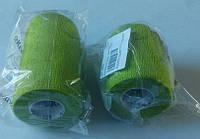 Бандаж 7,5 см зелений