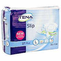 Подгузники для взрослых Tena Slip Plus Large дышащие 30 шт (7322540646917)