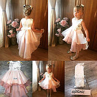 432bab5ac95 Выпускное платье розовое в категории платья и сарафаны для девочек в ...