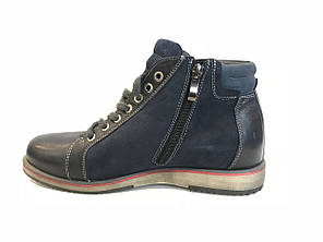 Зимние мужские ботинки натуральная кожа все размеры KADAR , фото 2