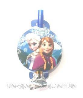 Дудочка-язычок Эльза Анна Холодное сердце Frozen
