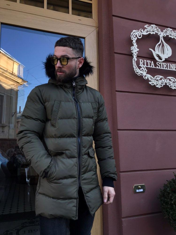 e2fe0cbd672 Куртка мужская хаки - MILLIONAIRE оптом мужская одежда в Черновцах