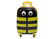 Детский чемодан на 4-х колесах 065-38, фото 1