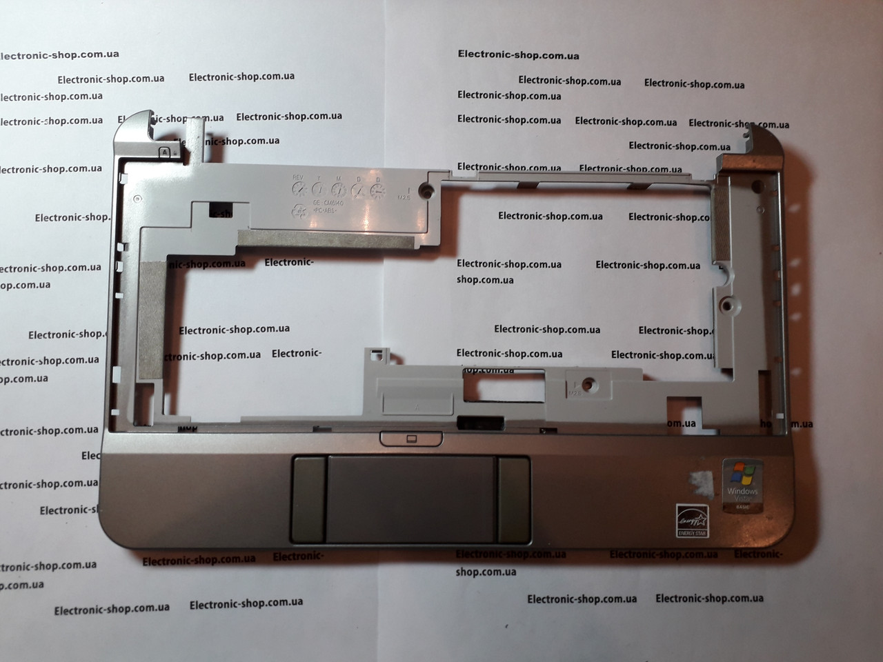 Верхняя часть корпуса (тачпад)   HP 2133 оригинал б.у